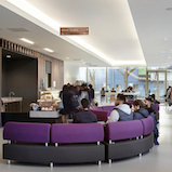Cafe Grad in the Graduate Centre at Queen Mary University of London